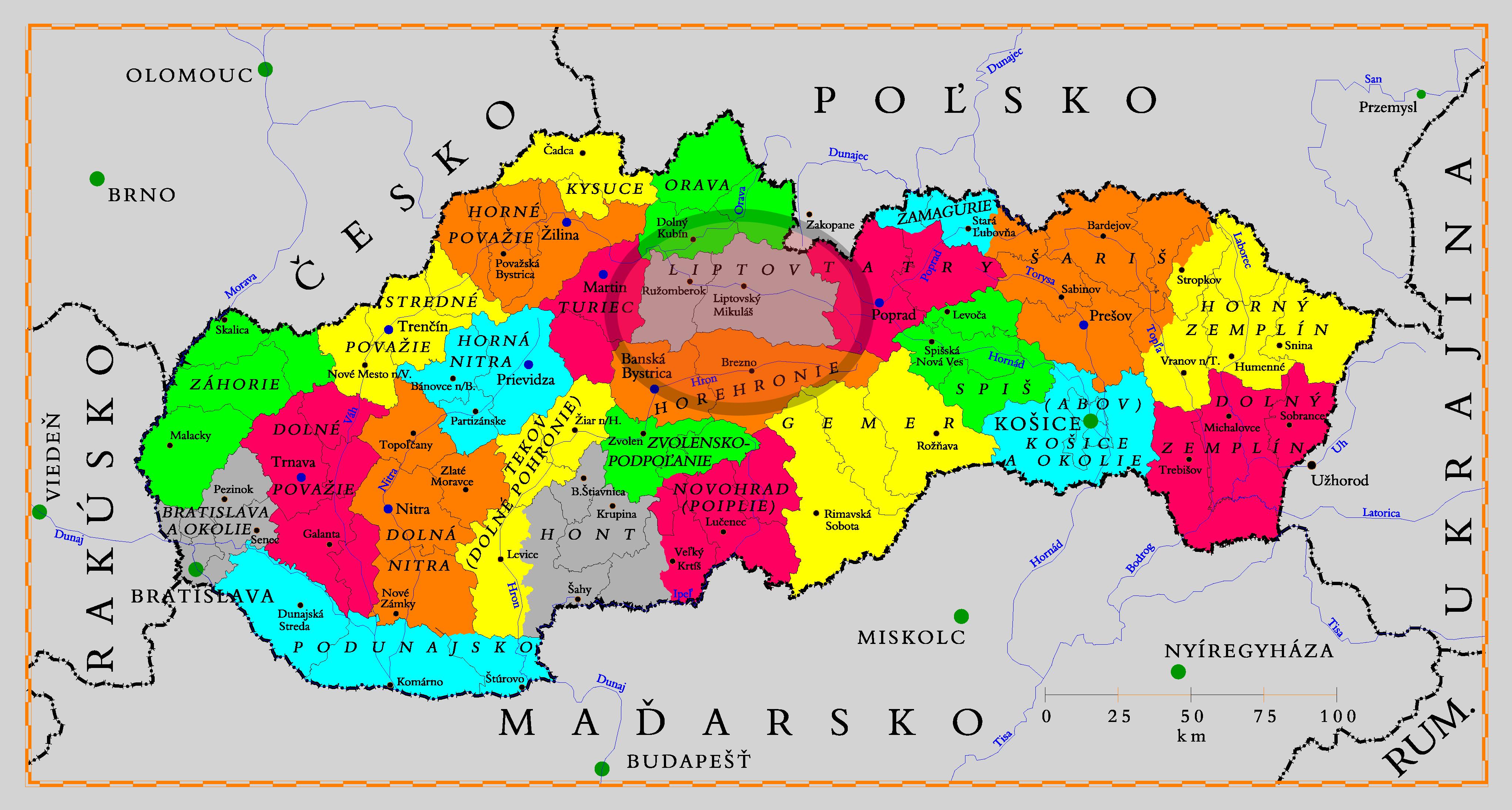 mapa-regionov-liptov