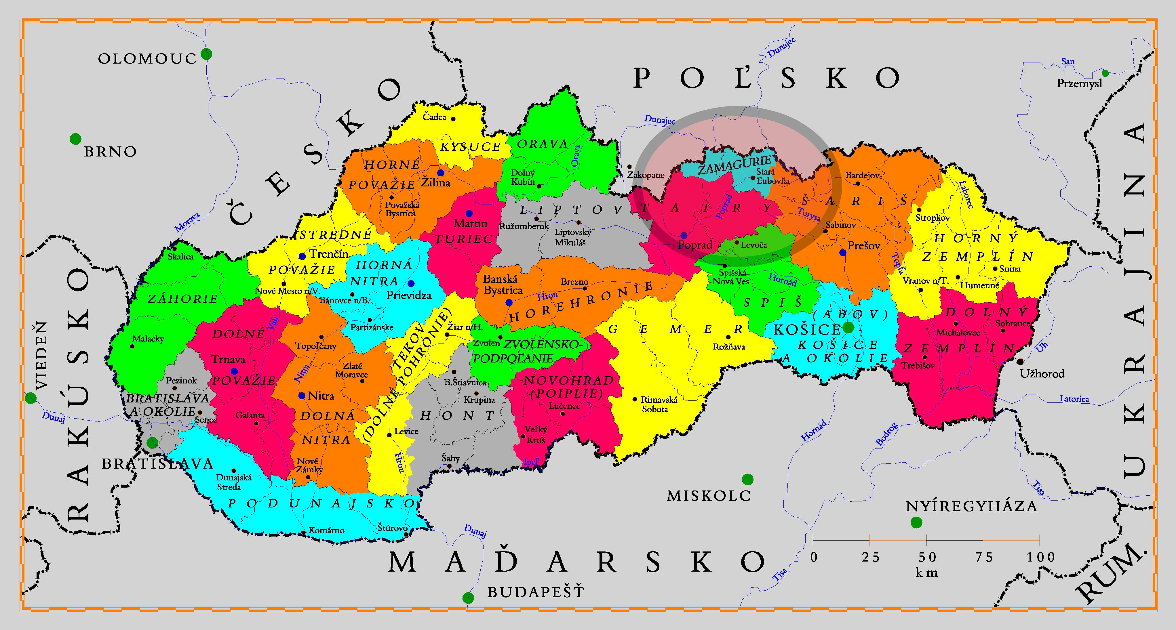 mapa-regionov-zamagurie