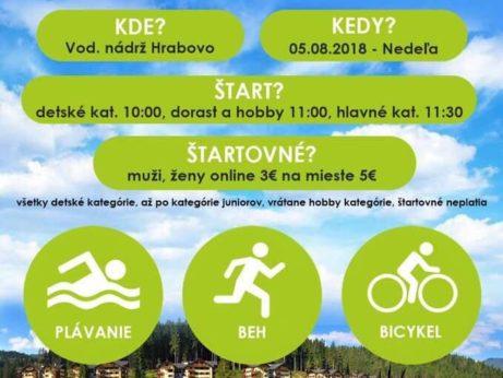 1563586e55e5 Hrabovský Triatlon